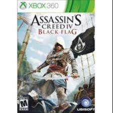 Assassin's Creed Iv black flag Xbox 360 usado