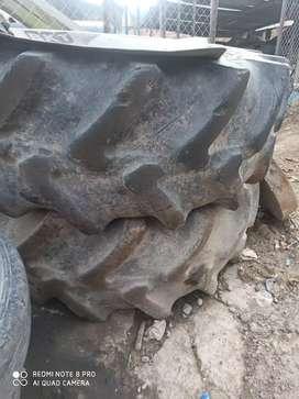 Llantas para tractor