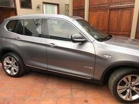 """BMW X3 xDrive35i de 306 CV """"La combinación perfecta entre potencia y comodidad"""""""
