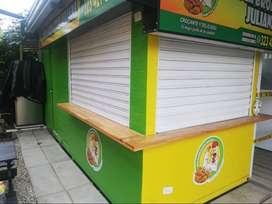 Se vende local de pollo broaster