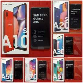 Samsung J2 Core, A10S, A20S, A30S, A50, A51, A70, A80 NUEVOS .