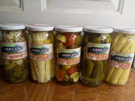 Pickles artesanal