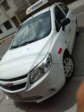 Chevrolet Sail Taxi Listo pa trabajo