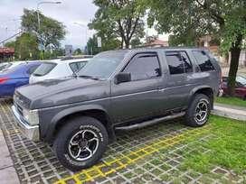 Nissan Pathfinder 2.4