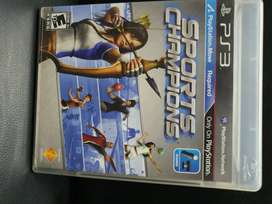 Sport champion - ps3