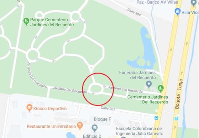 Lote doble funerario Jardines del Recuerdo Bogotá 0