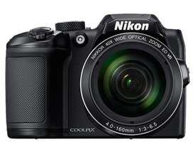 Cámara Nikon Coolpix B500 + Maletín + Memoria 16gb (Usada)