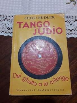 Libro Tango Judio