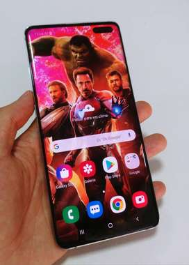 "UNICO GALAXY S10 PLUS 5G, SNAPDRAGON 855, 6,7"" QHD+, 256 DISCO, 8 RAM,"