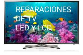 Tv Led Y Lcd Yo Las Reparo