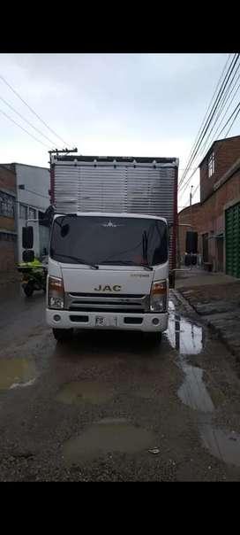 Camión JQR 2020
