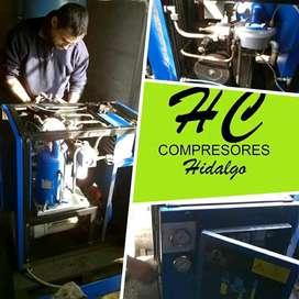 Reparacion de Compresores.