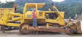 Venta de tractor komatsu en excelente operativo a toda prueba