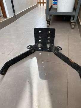 Soporte para remolque para Land Rover Defender
