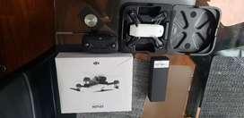 Drone dji spark como nuevo con control