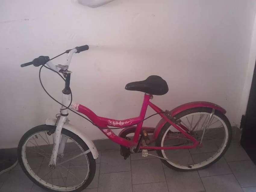 Bici de chica 0