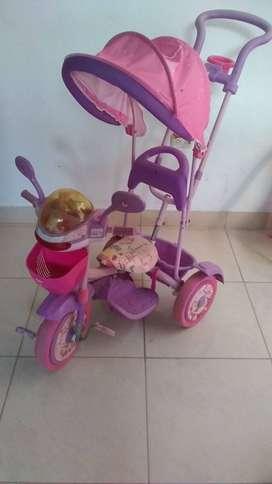 Más diversión - Triciclo