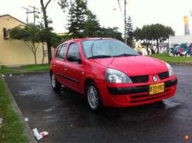 Renault Clio 2006 perfecto 76.000 kilometros aa