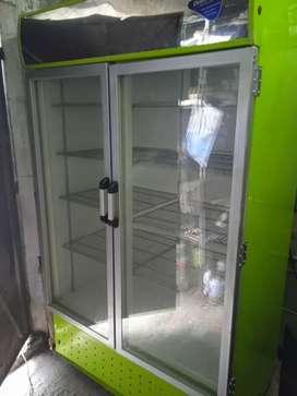 Refrigerador bertical