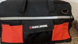 Bolso de herramientas black&decker
