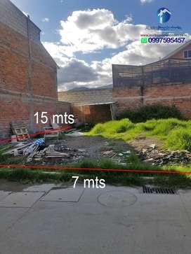 Terreno en venta, Cuenca, Super Stock