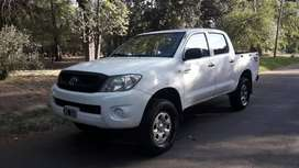 TOYOTA HILUX 4X4 CAB.DOBLE DX PACK 2.5 TD- 2011