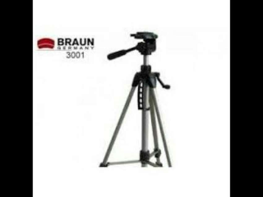 Tripode Braun 3001 Nuevo en Caja 0