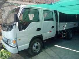 Alquilo Camión Jac 4 Ton solo empresas