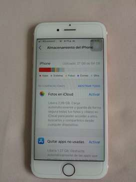 iPhone 6s rosa de 64 GB 10/10 perfecto estado