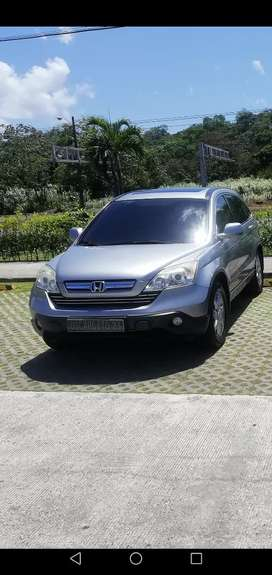 Se vende Honda Crv 2007 semi full