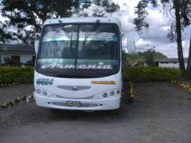 Se vende Busetón Marca Agrale 27 pasajeros
