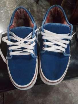 Zapatillas Vans originales nro 41 impecable