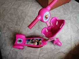 Scooter para niña de segunda