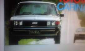 Toyota Carina GL 1600