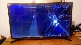 Se vende Smart tv para repuestos