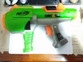 2 NERF DART TAG - COLOR VERDE 2005 (BALAS NO INCLUÍDO)