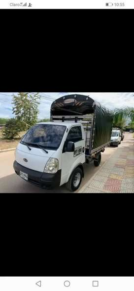 Vendo hermosa Kia k2700 diesel 4*4