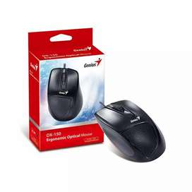 Mouse genius óptico usb