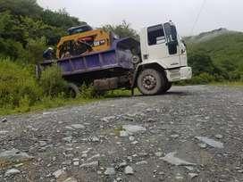Fletes de gran porte en camion