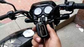 ALARMA ALEJAMIENTO PARA MOTOS Apague su vehículo en caso de robo sin enviar mensajes sin oprimir ningún Botón únicamente