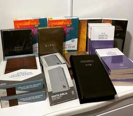 Biblias tematicas en varias versiones