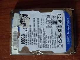 Disco Duro de 160Gbs