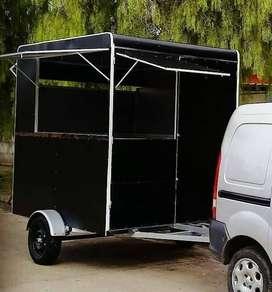 Alquiler de Food TruckSe CARRO BAR
