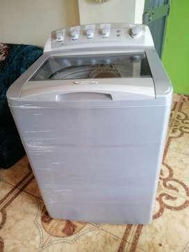 vendo lavadora centrales de 34 libras 5 perillas