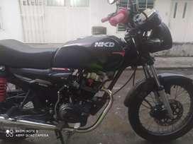 Vendo Moto NKD 125 / CAMBIO