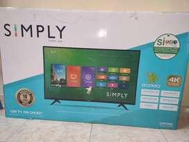 """Vendo Smart tv simply 43"""""""
