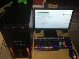 vendo computadora core i5 500gb