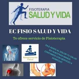 CENTRO DE FISIOTERAPIA SALUD Y VIDA