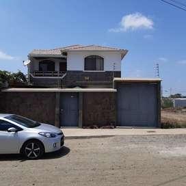 Casa de 2 Plantas (Hormigón Armado) + Terreno Esquinero de 200mts
