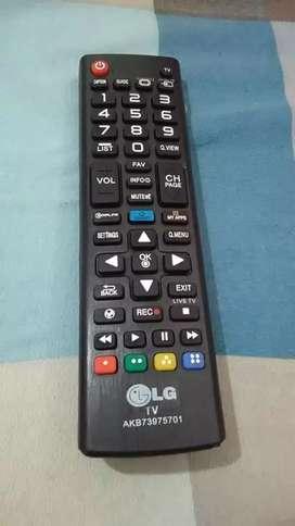 Vendo nuevo control remoto LG Smart LCD Led